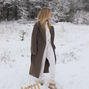 LOOK OF THE DAY – PIERWSZY ŚNIEG