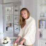 Jak umilić sobie jesienne popołudnie, czyli zapiekane gruszki z wanilią i słuszną porcją lodów