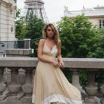LOOK OF THE DAY – La Belle Epoque with modern touch